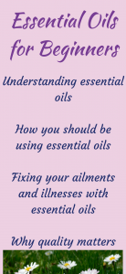 Essential Oils for Beginners, essential oils for health