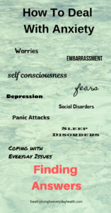 How To Deal With Anxiety, Anxiety and Panic Attacks, #anxiety #howtodealwithanxiety #anxietyrelief